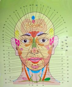 The ancient Chinese medical art of Acupuncture has an important place in alternative recovery even today. The supporters of acupuncture rave about the advantages and effectiveness of getting acupuncture treatment sessions. Face Mapping, Chinese Medicine, Alternative Health, Alternative News, Acne Treatment, Health Problems, Reiki, Health Benefits, The Cure