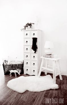 My new bedroom commode    onlydecolove.com