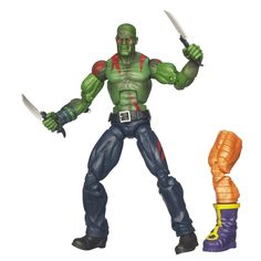 Marvel Universe Marvel Legends Marvel's Drax Figure 6 Inches. Find out whohas.it in stock here http://whohas.it/g/464