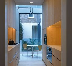 Interactive floor plan: Narrow House by Seth Stein | Architecture ...