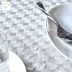 garnier-thiebaut : le pied de poule revisité in shades of grey <3