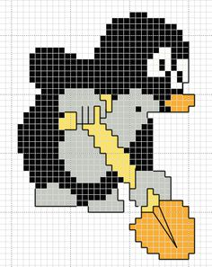 This Pin was discovered by Syl Knitting Charts, Baby Knitting, Knitting Patterns, Baby Motiv, Iron Beads, Cross Stitch Animals, Christmas Cross, Disney Cartoons, Cross Stitch Charts