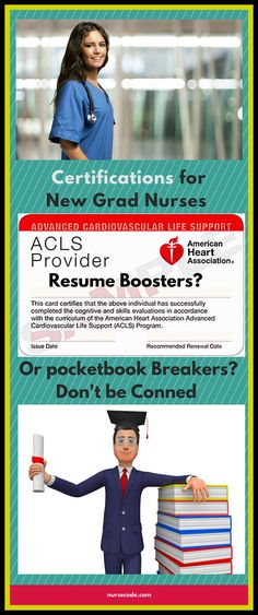 top certifications for new grad nurses. Resume Example. Resume CV Cover Letter