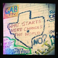 What starts here changes the world. My career goals chart a course of a true leader. I passionately want to start here, at McCombs.