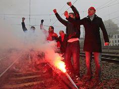 #14N Huelga General en Europa.  Foto: Bélgica) - Fotos | La Radio del Sur