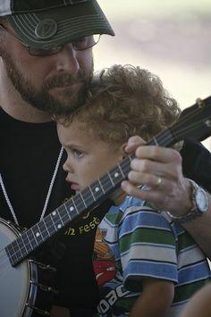 The Banjo = Love