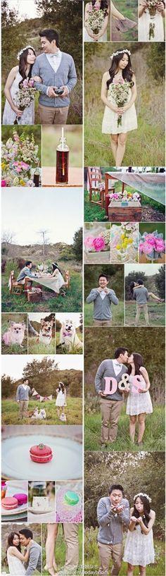 Pre-wedding photo idea #21