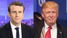 Macron speech: 'Make our planet great again' #World #iNewsPhoto
