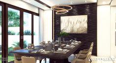 Francisco Residence on Behance Modern House Facades, Interior Architecture, Interior Design, Facade House, Autocad, Adobe Photoshop, Table Settings, Korean, Behance