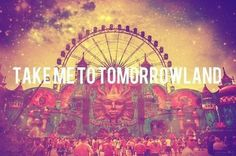 Tomorrowland, bucket list, belgium, travel, party