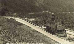 1940 - Rodovia Caminho do Mar.