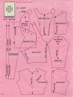 Barbie clothes from 1992 - Mariann Vendelbo Borregaard - Picasa Webalbums