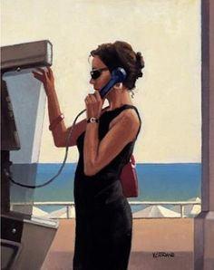 Jack VETTRIANO, scottish painter [Her Secret Life]