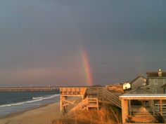 Rainbow at Nags Head