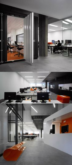 isnt it cool open plan office with container openplanoffice cubiclescom awesome open office plan coordinated