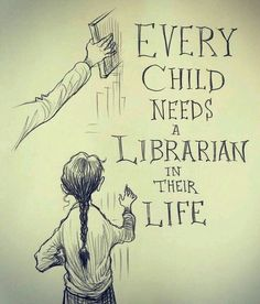 ❤ I'm lucky enough to have a librarian for a mother