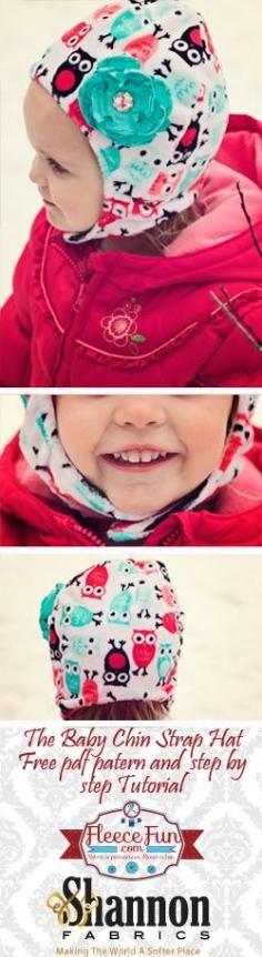 DIY Tutorial: Baby Stuff / diy baby hat - Bead&Cord