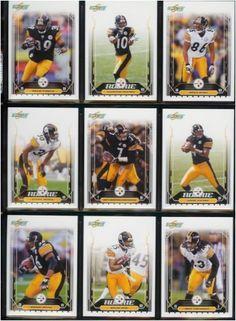 Santonio Holmes Pittsburgh Steelers Cards