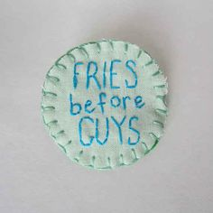 Adult Merit Badge- for when—after yet another horrible Tinder date—you finally get your priorities in order.