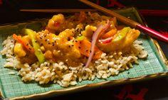 The Great Chicken Challenge Yummy Chicken Recipes, Yum Yum Chicken, Italian Foods, Italian Recipes, Asian Restaurants, Orange Chicken, Honey Mustard, Risotto, Challenges