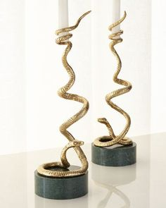 Shop Rainforest Candleholder, Set of 2 from Michael Aram at Horchow, where you'll find new lower shipping on hundreds of home furnishings and gifts. Home And Deco, My New Room, Decoration, Room Inspiration, Interior And Exterior, Home Accessories, Candle Holders, Interior Decorating, Room Decor