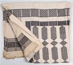 'Country cloth' from Sierra Leone