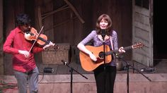 White Freight Liner - John Mailander and Molly Tuttle at Bluegrass From ...