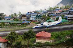 Aeroporto de Lukla - Nepal