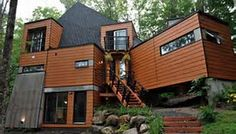 Charmant 182 Best Container Houses And Cottages Images On Pinterest In 2018 | Container  Houses, Shipping Containers And Prefab Homes