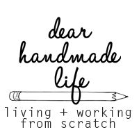 ; ) a Craft-cation in 2014! If you have the energy...dear handmade life blog - living + making from scratch <3withlovedd