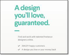 إذا كنت تمتلك موهبة التصميم وتحب العمل الحرهذا الموقع يمكنك من عرض خدماتك والحصول على   فرصة دخ...
