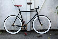 Fixie bike!