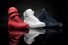Supra  sneakers - trainers - kicks - footwear - shoes