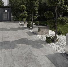 Patio Tiles gray tile gray stone - Google Search