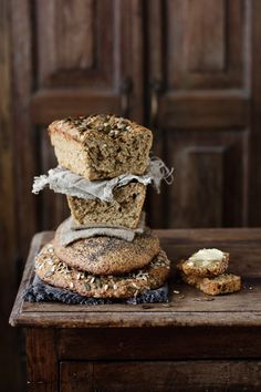 bread as art