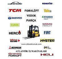 3TNE88 Motor Eksantrik Mili– ATLANTİK İş Makinaları, YANMAR Parçaları