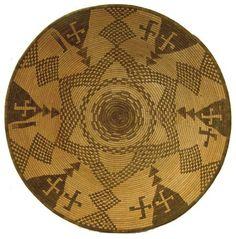 Yavapai/Apache Basket