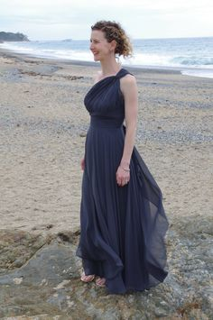 Bridesmaids dress altered by Jerrabomberra Clothing Alterations 2014.