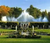 Longwood Gardens, Kennet Square, PA - Unfortunately it was HOT the day I was there, I'd really like to go back