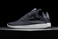 Pharrell's Latest adidas Tennis Hu Sneakers Get Stealthy Makeovers