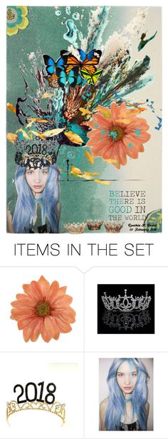 """Resolution—Top Art Set 6 February 2018!!!🧚🏼‍♀️💫🌸🦋"" by cynthiahcurtis on Polyvore featuring art"