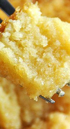 Crock Pot Vanilla Sour Cream Cake More