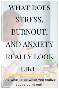Is your stress level normal or are you getting close to being burnt out? Find out, and how to combat it! When Enough Is Enough, Working Too Much, Effects Of Anxiety, Feeling Burnt Out, How To Handle Stress, Outing Quotes, Stress Quotes, Work Stress, Good Mental Health