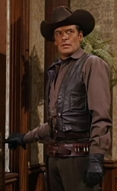 Peter Breck as Nick Barkley--my favorite on The Big Valley