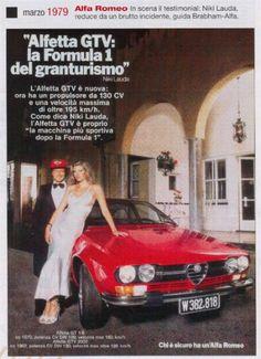 Alfa Romeo Alfetta GTV adv