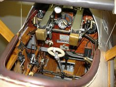 sopwith cockpit