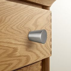 Buy Design Project by John Lewis No.072 Cupboard Knob, 25mm Online at…