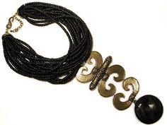 Collier Césarée, créateur de bijoux