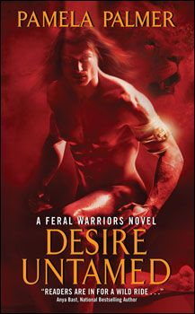 Pamela Palmer Author of the Feral Warriors, Esri and Vamp City series