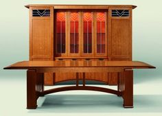Ambience Dore: craftsman style american desks office furniture